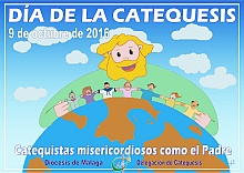 Cartel día de la catequesis 2016